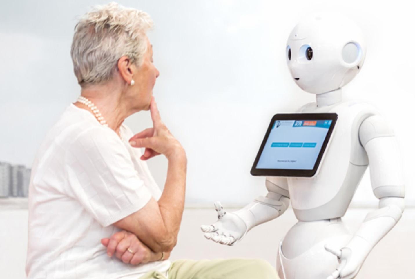 Asistencia robotica